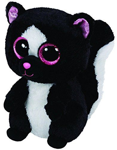 Ty Beanie Boos Fantasia Unicorn Flora Skunk Maddie Dog Specks ...