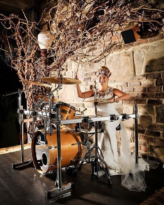 Drum Roll Are You Getting Married Still On The Lookout For Your Perfect Wedding Band Amvlivemusic Are Hosting A Battl Drums Perfect Wedding Wedding Bands