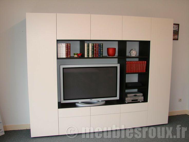 Meuble tv ouverture automatique