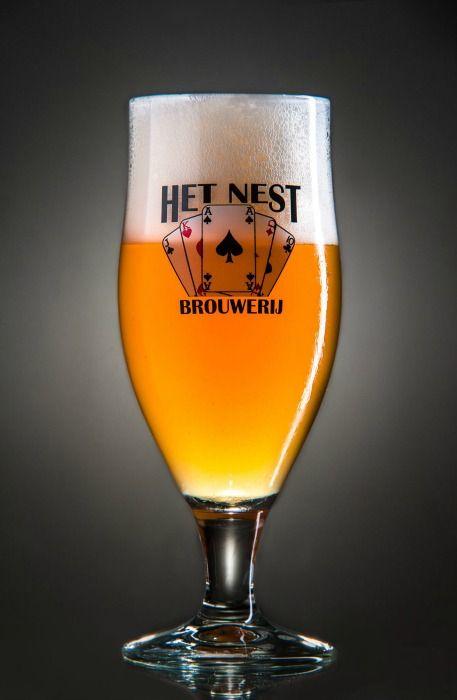 Belgian beer: Brewery Het Nest