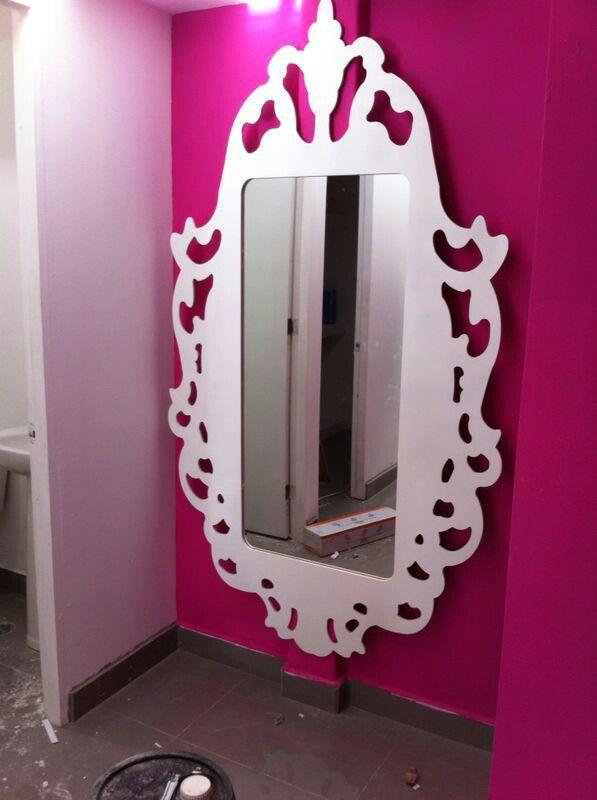 espejo vintage de 2mts cuerpo completo espejos pinterest