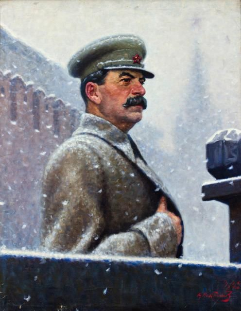 Лактионов А.И. Речь товарища Сталина 7 ноября 1941 года. 1942