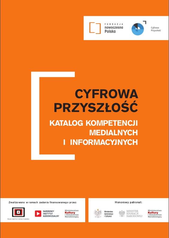 katalog kompetencji medialnych iinformacyjnych