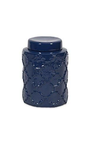 Prime DACcor Collection Essentials Marine Blue Small Canister 75 Inch H X 55 D