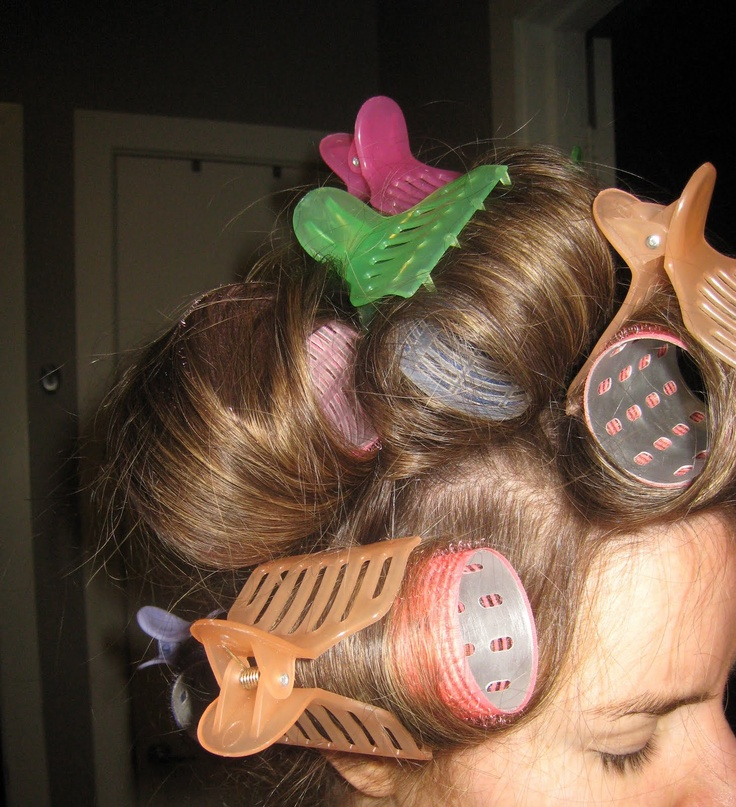 202 Best Curlers Images On Pinterest