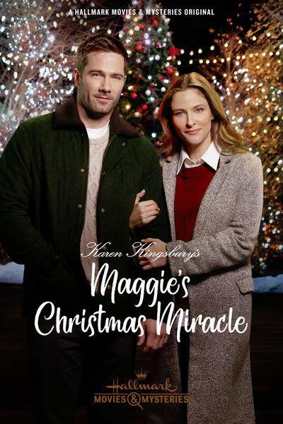 Karen Kingsbury's Maggie's Christmas Miracle (2017) Jill Wagner & Luke Macfarlane star in this Hallmark Christmas drama featuring a divorce lawyer who fears her heart being broken again