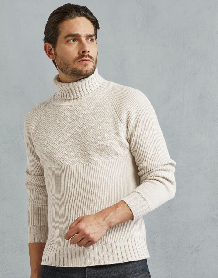 66419ed75a8835 Belstaff Marine Roll Neck in 2019 | Photography | Mens fashion ...
