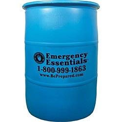 55 Gallon Water Barrel