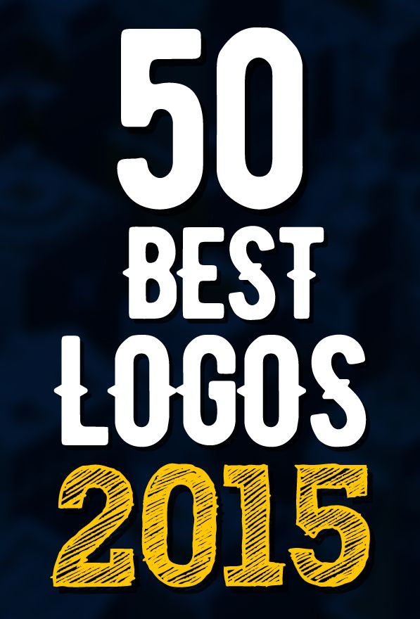 50 Best Logos Of 2015 | Showcase | Graphic Design Junction