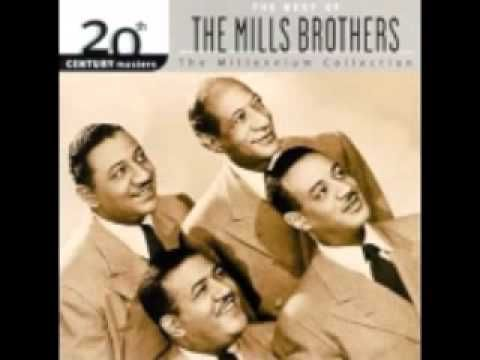 """Nevertheless (I'm In Love With You) (Kalmar-Ruby) by The Mills Brothers (CD audio source) """"Three Little Words,"""" MGM's big-screen biopic of songwriters Bert K..."""