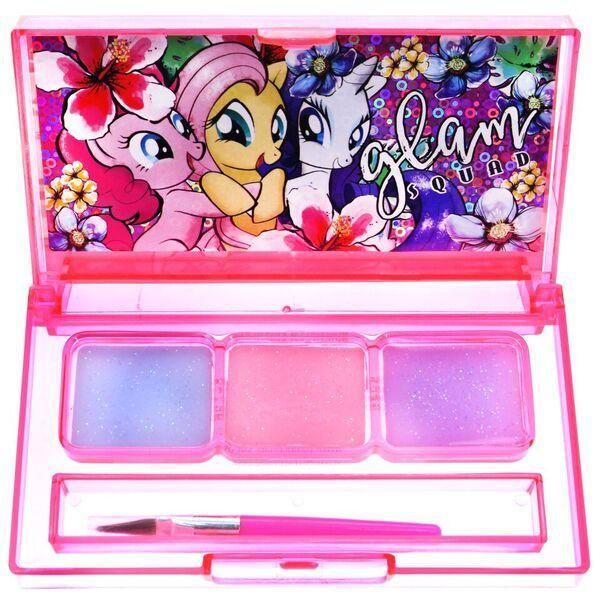 My Little Pony Triple Lip Gloss Palette | Townleygirl