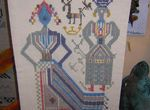 Arazzo,  tapestry, carpet, rug, textile, Sardegna, Sardinia