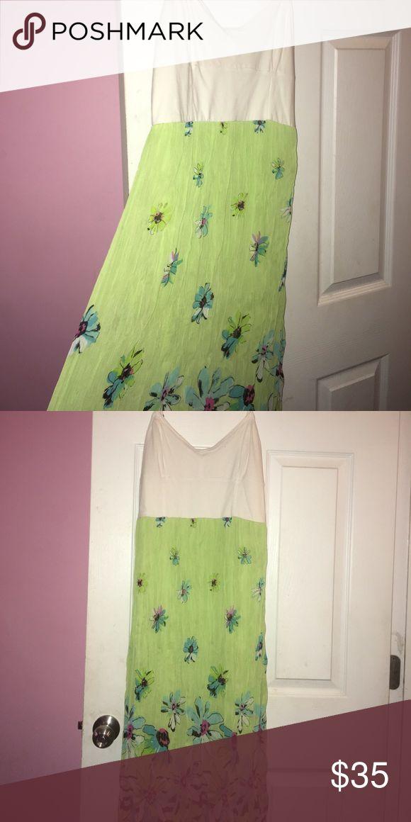 Beautiful floral print maxi dress Multi color maxi dress Dresses Maxi