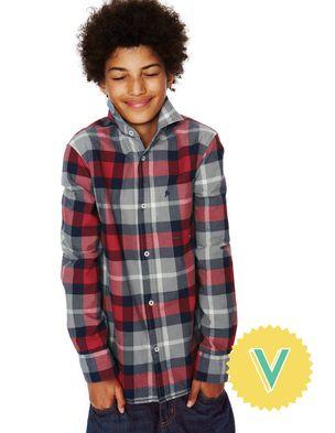 Letter V. Laundered Shirt