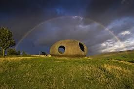 """""""ATOM"""" A panopticon overlooking Wycoller on the Lancashire/Yorkshire border."""