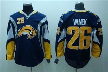 http://www.xjersey.com/sabres-26-vanek-blue-3rd-jerseys.html SABRES 26 VANEK BLUE 3RD JERSEYS Only $46.00 , Free Shipping!