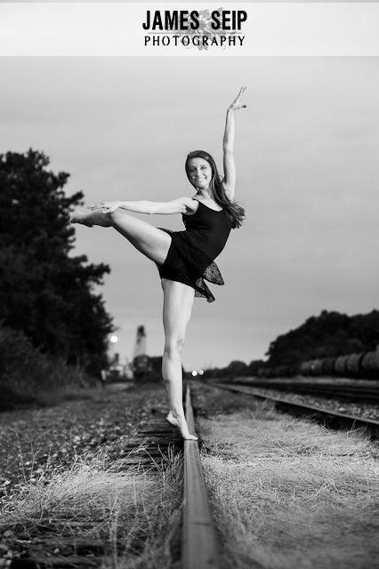 Dance Photography - James Seip Photography - Senior Portrait Photographer - Salisbury MD