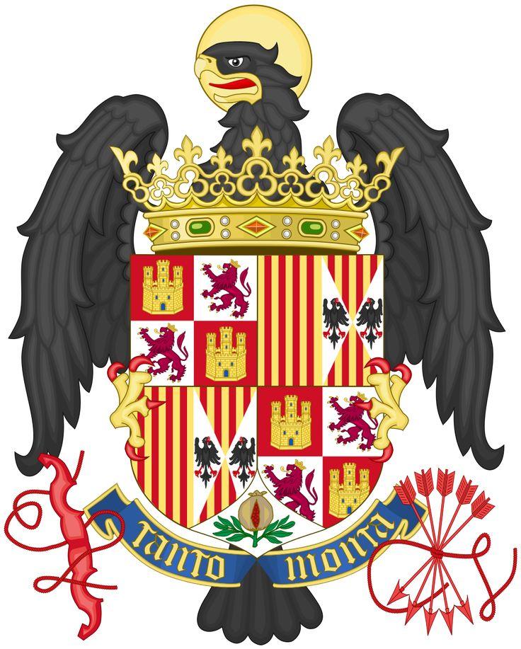 escudo de los reyes catolicos -