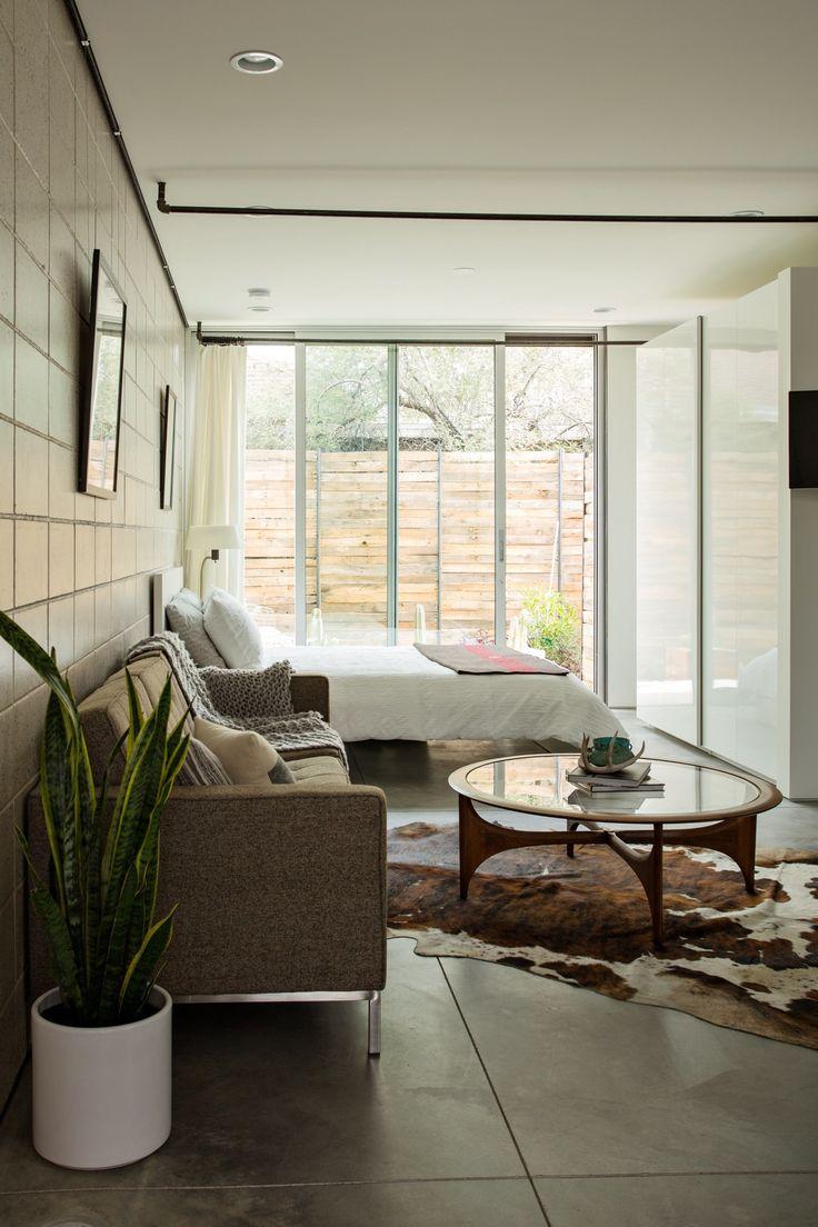 A Small, Sophisticated 468 Square Foot Urban Arizona Studio Apartment U2014  House Tour