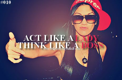 :)Hats, Like A Boss, Girls Swag, Gypsy Style, Glasses, Quotes, Life Mottos, Hair, Likeaboss