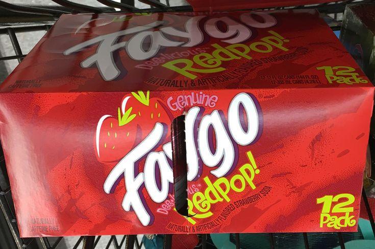 Everyone has their favorite faygo flavor! #MittenLove