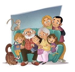 Unidad didactica: La familia