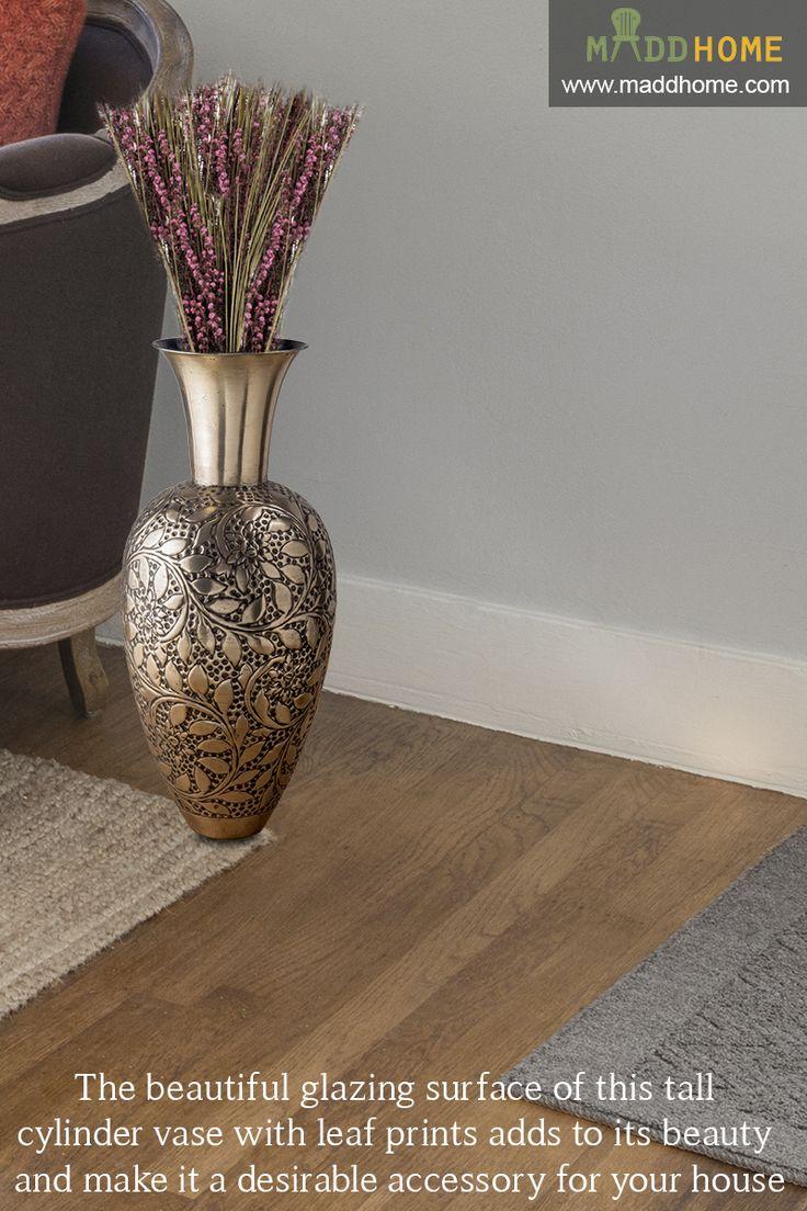 76 best decorative vases images on pinterest decorative vases add a dash of antique look with these brass vases maddhome homedecor decorativevases decorative vasesshop nowonline reviewsmspy