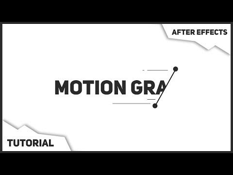 Motion Graphics Text Reveal Animation in After Effects - (Reveal and Sliding) Tutorial | No Plugins - YouTube