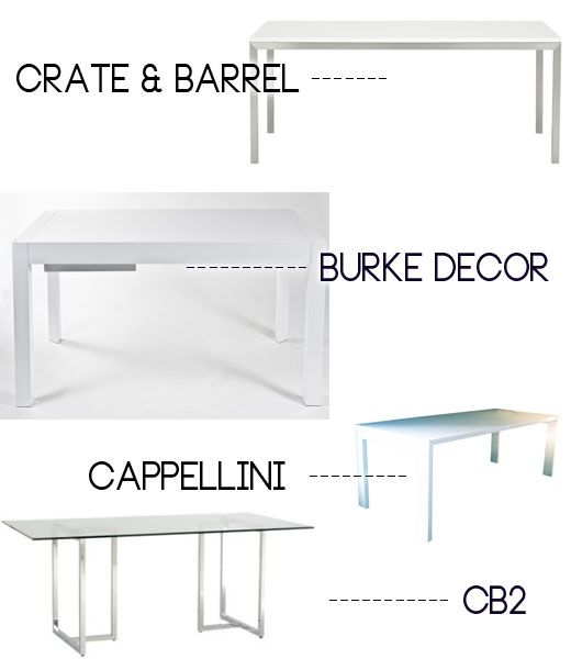 modern-white-dining-tables