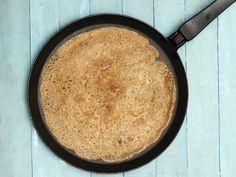 Recept voor spelt pannenkoeken