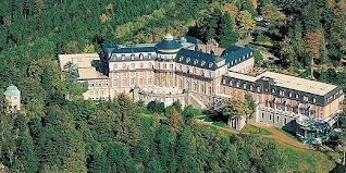 Schlosshotel Buehlerhoehe in the Black Forest, Germany  Most luxorious hotel I have ever been in in my life.