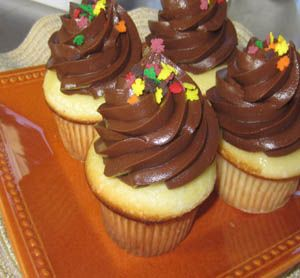 Fudge Icing Recipe  this is awesome….eat it with a spoon skip the cupcake