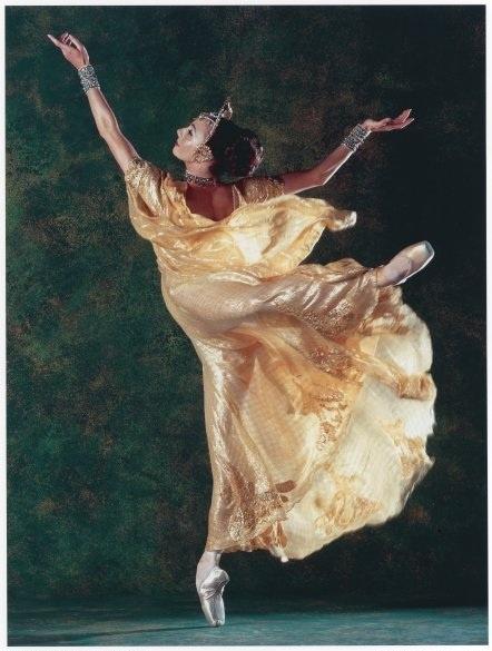 Lynette Wills - La Bayadère - The Australian Ballet