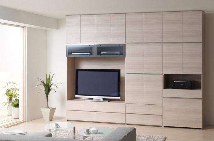 SW | 壁面収納・リビング | 家具メーカーのパモウナ