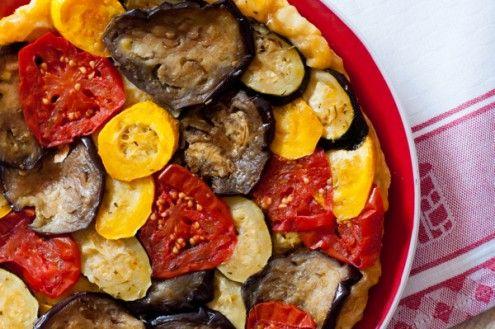 Tatin de légumes (vegetable tarte tatin) | eat. live. travel. write.