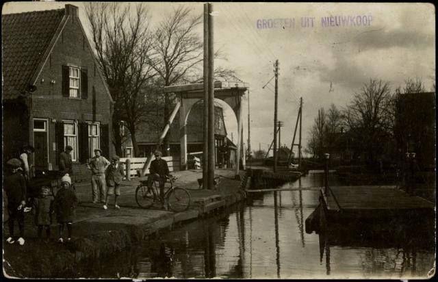 Teuntjesbrug 1925/1935