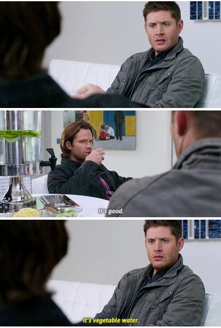 #Supernatural - Season 12 Episode 7