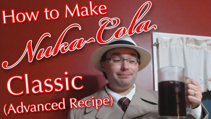 How to Make Nuka-Cola Classic – Advanced Recipe