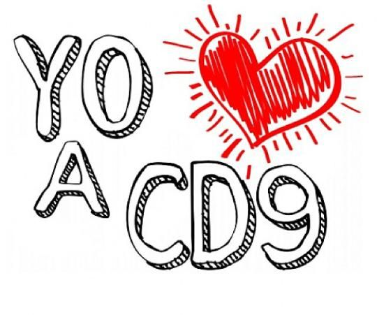 <3 los amo cd9