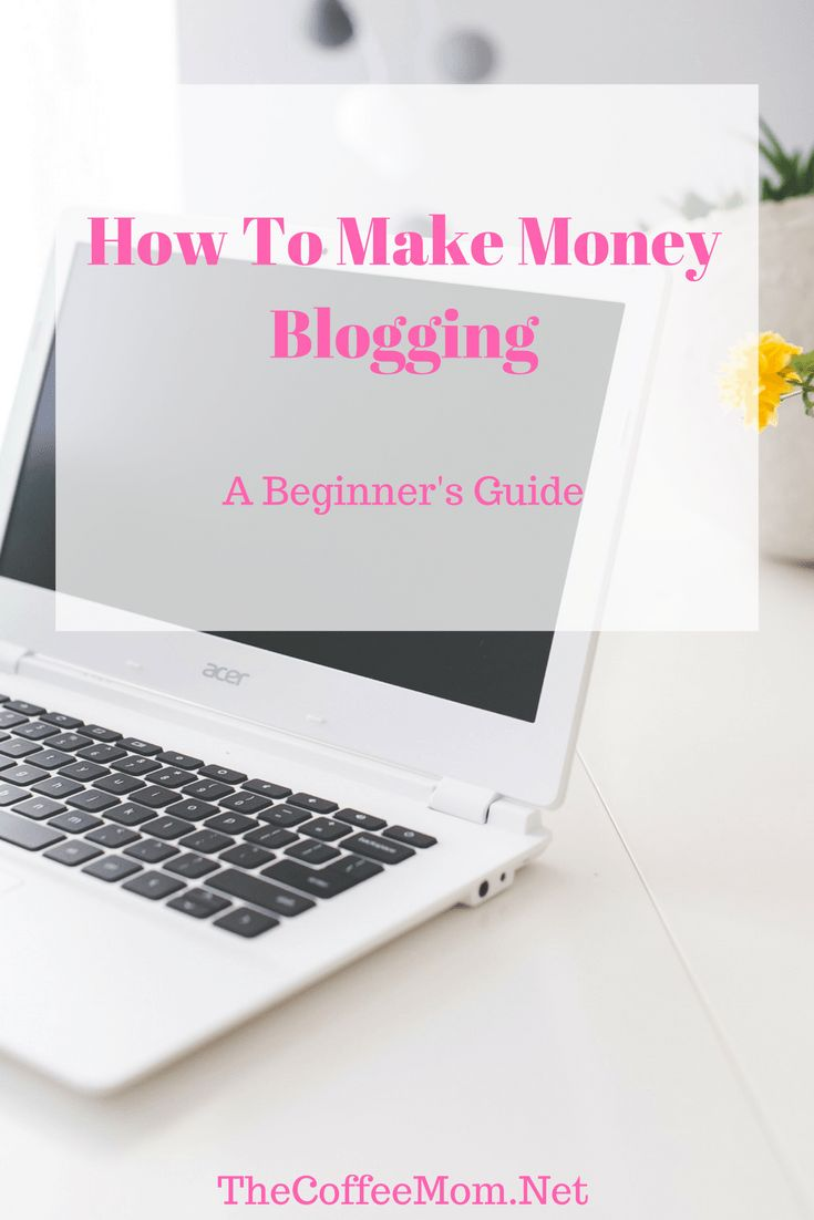 how to make money blogging for beginners pdf