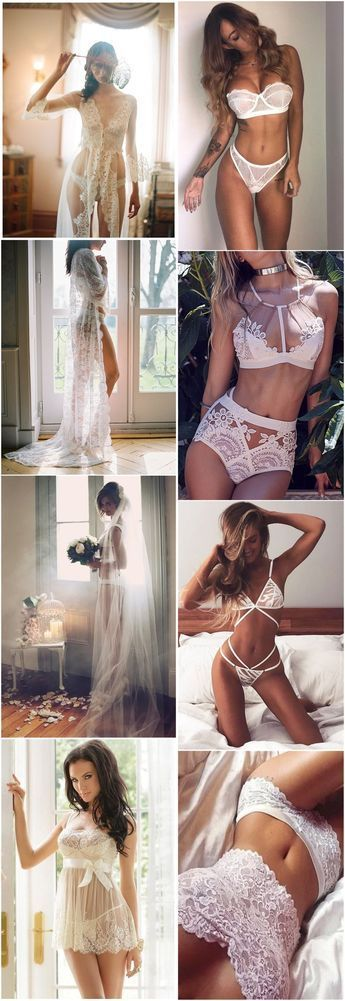 Wedding Ideas » 25 Sexy Wedding Night Lingerie Wows Your Husband »   ❤️ …