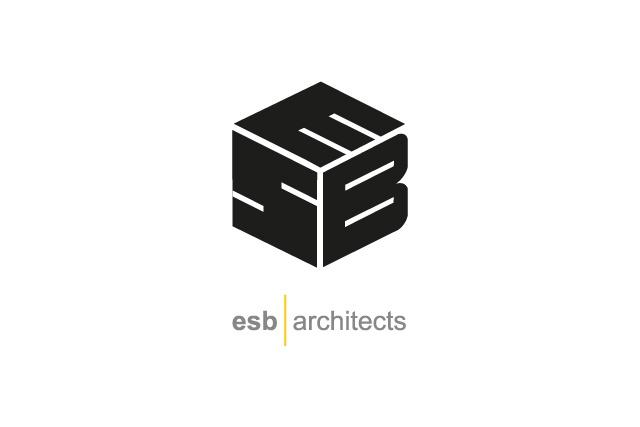 Crackerjack Graphic Design Studio | ESB Architects | Logo Design