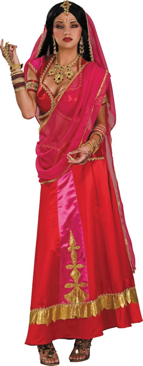 Bollywood Costume Adult - Party City