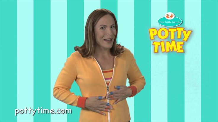 Potty Training: Potty Time Theme Song * Rachel Coleman makes everything more fun! *