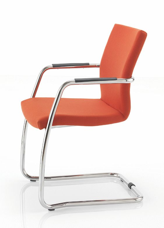 Twist Meeting Chair - Product Page: https://www.genesys-uk.com/Twist-Meeting-Chair.Html  Genesys Office Furniture Homepage: https://www.genesys-uk.com  The Twist Meeting Chair is a fully upholstered boardroom and meeting chair on a flowing cantilever frame.
