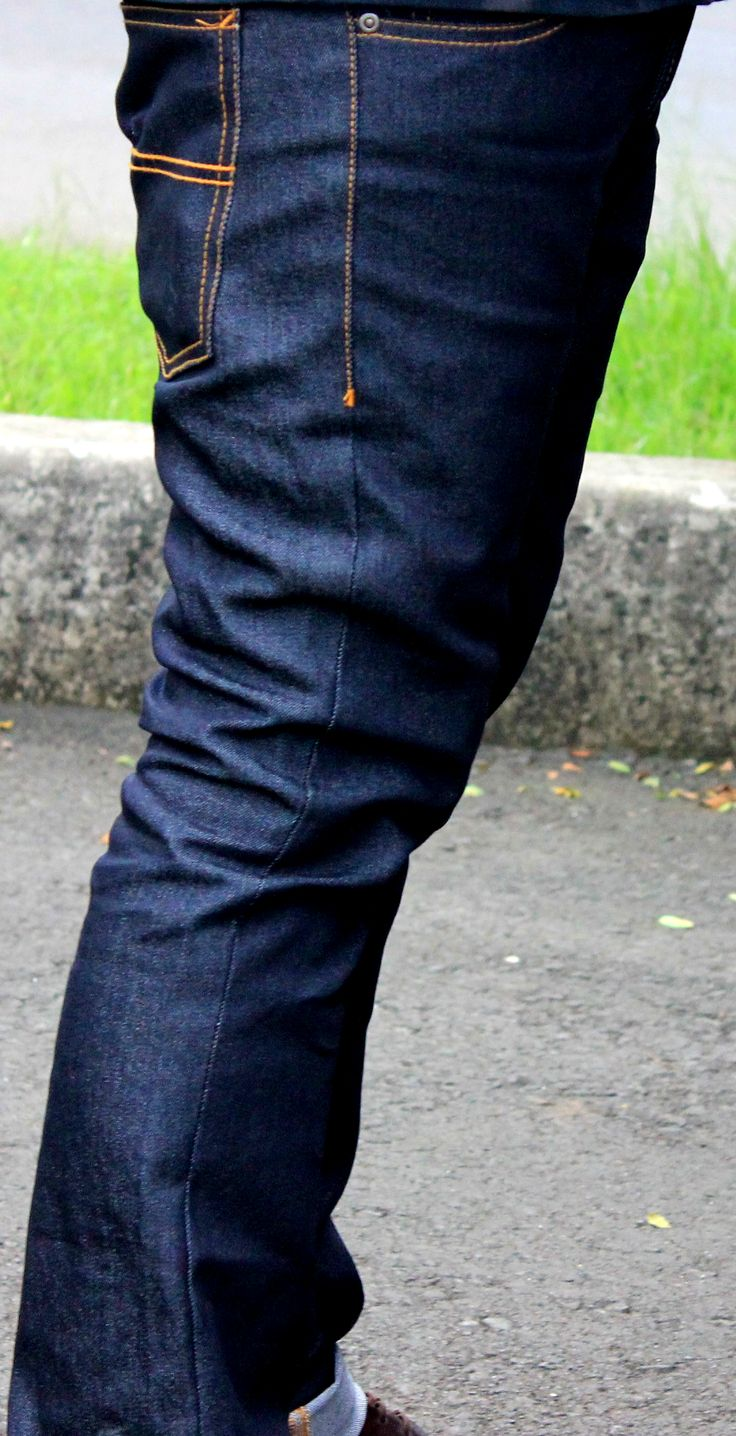 Make it yours with our earlybird price #crowdfund #denim #Brodeni