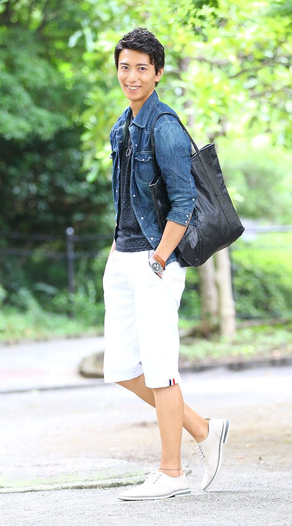 初夏6月の服装例 着こなしコーディネートポイント - 大人のファッションカレッジ