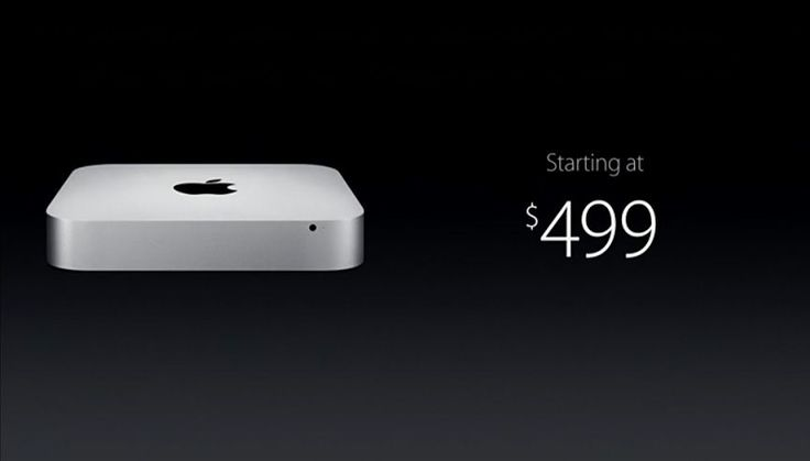 After two long years sitting on the bench, Apple finally updated the humble Mac mini with faster processors, faster Wi-Fi and much better graphics. It also gets a modest price drop, now starting at a reasonable $499 — although you could probably buy two low-end Windows PCs for the same price.