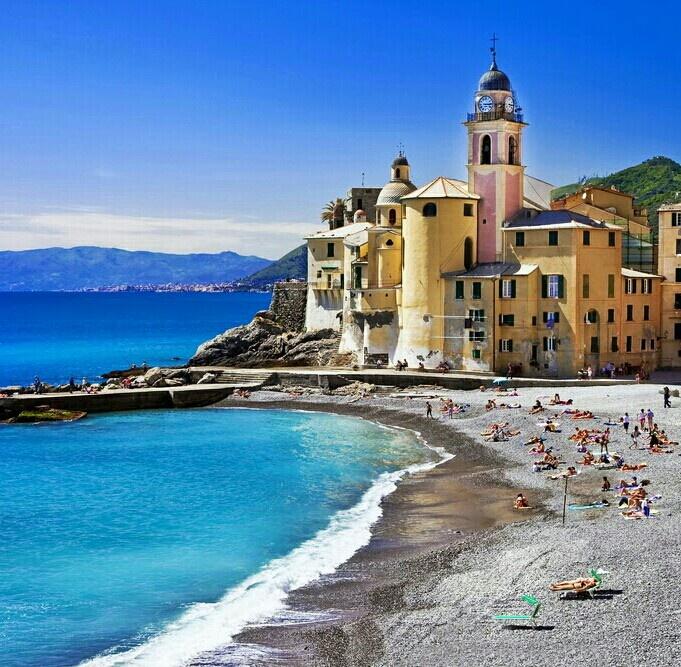 Camogli, Genova, Liguria
