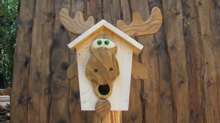 Очаровательные, фантазийные домики для птиц. Обсуждение на LiveInternet - Российский Сервис Онлайн-Дневников